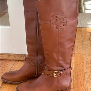 Tory Burch Riding Boots... ❤️